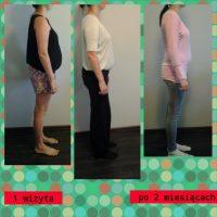 Klientka – Madzia trening po porodzie