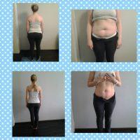 Dorotka- trening po porodzie (-12kg)