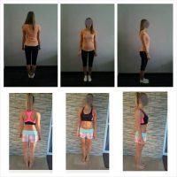 Klientka Justyna – trening online
