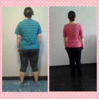 Pani Renata- trening i dieta po porodzie